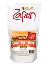 Salsa Showy del Huerto